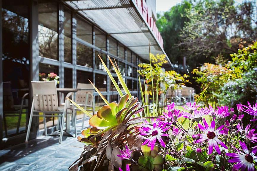 Best Western Plus Hotel Alfa Aeropuerto - Vista exterior