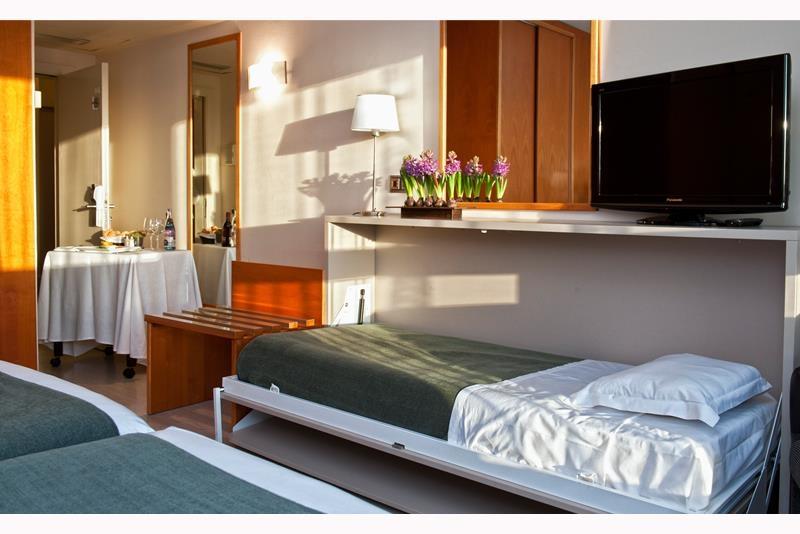 Best Western Plus Hotel Alfa Aeropuerto - Hotelzimmer