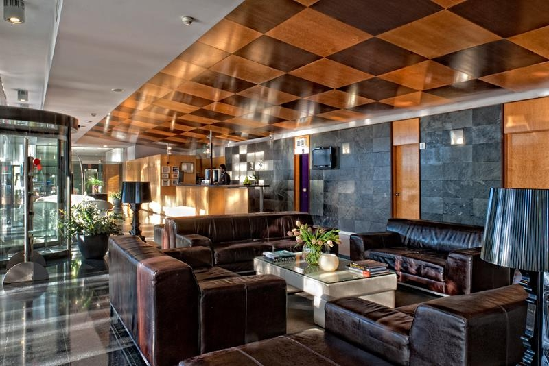 Best Western Plus Hotel Alfa Aeropuerto - Hotelhalle