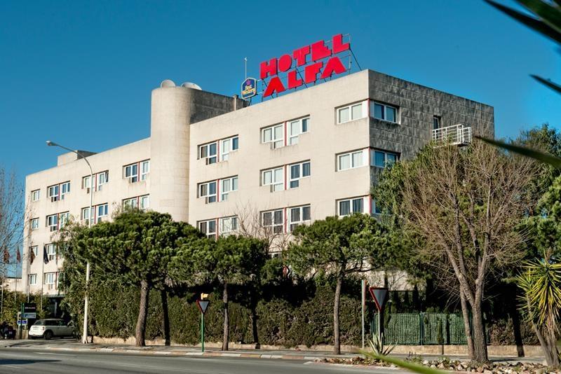 Best Western Plus Hotel Alfa Aeropuerto - Außenansicht