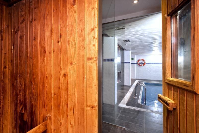 Best Western Plus Hotel Alfa Aeropuerto - Sauna