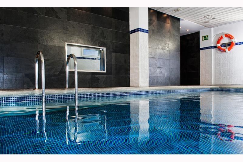 Best Western Plus Hotel Alfa Aeropuerto - Schwimmbad