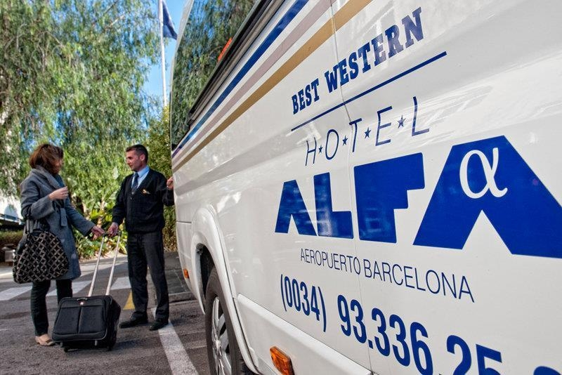 Best Western Plus Hotel Alfa Aeropuerto - propriété d'agrément