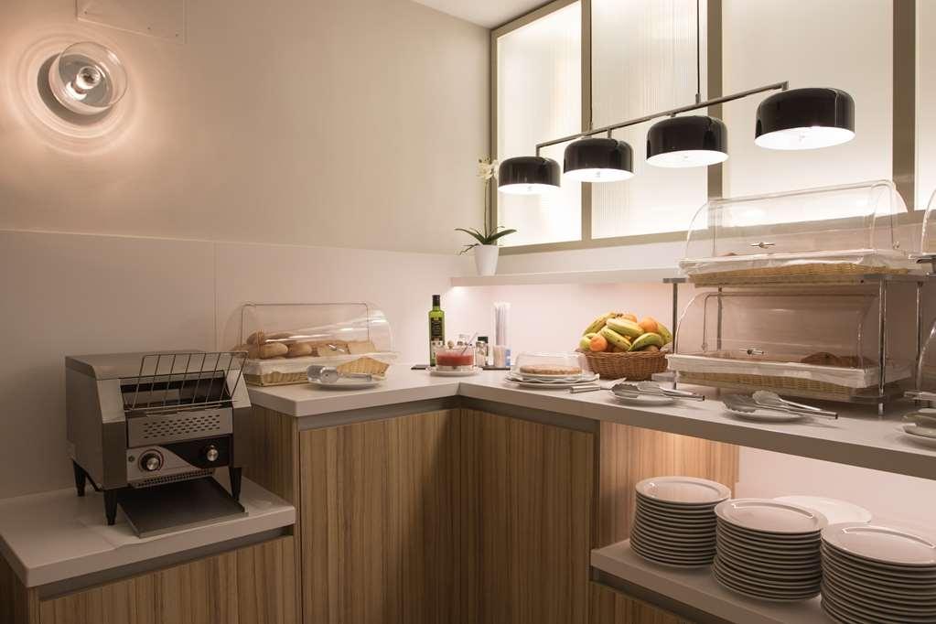 Best Western Hotel Los Condes - Prima colazione a buffet