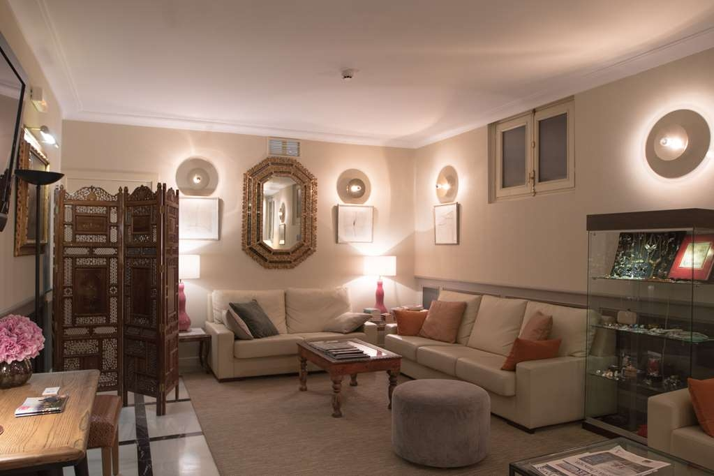 Best Western Hotel Los Condes - Vue du lobby