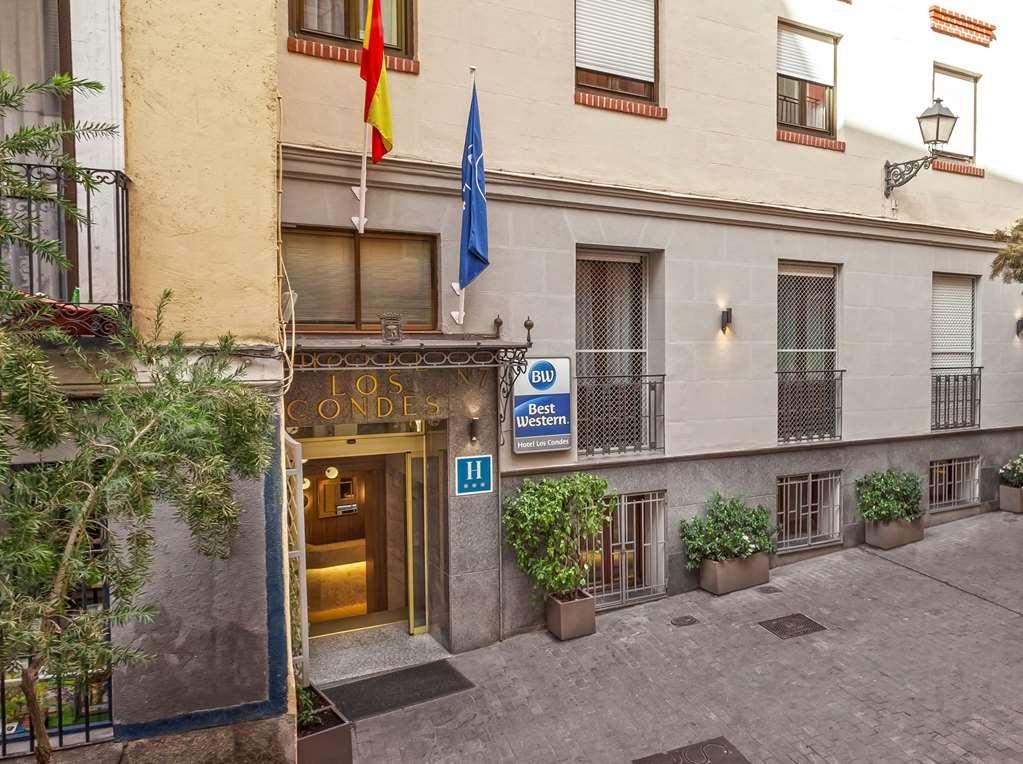 Best Western Hotel Los Condes - Façade