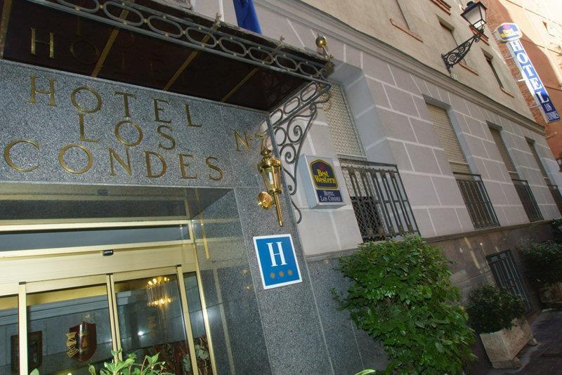 Best Western Hotel Los Condes - Best Western Hotel Los Condes