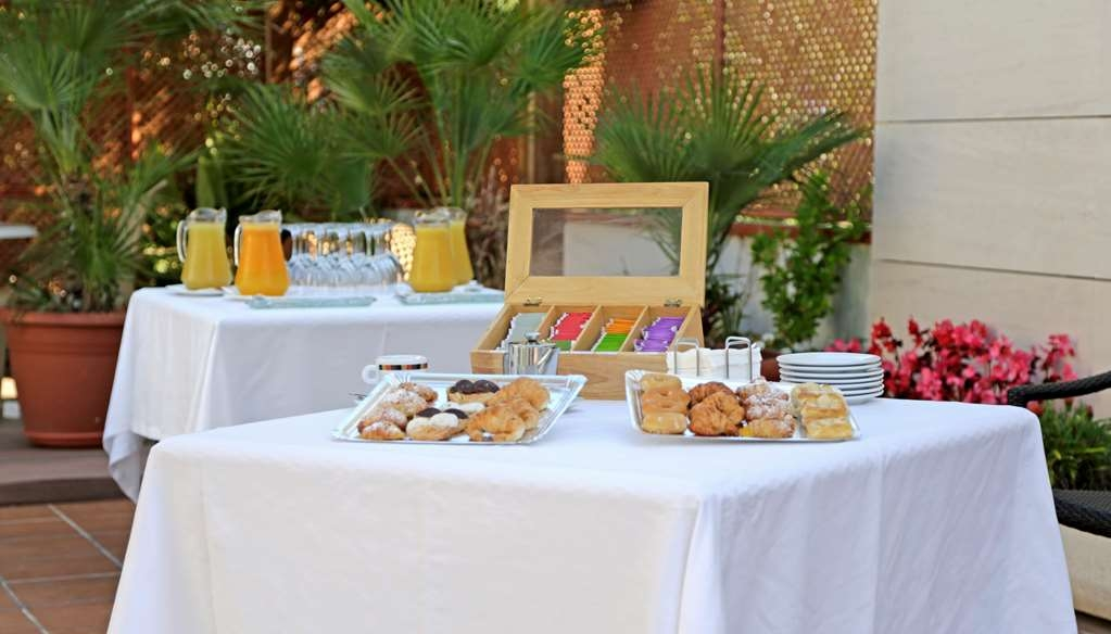 Best Western Hotel Mediterraneo - Coffee Break