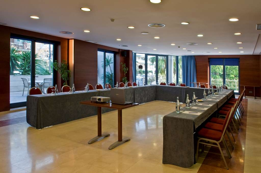 Best Western Hotel Mediterraneo - Meeting Room