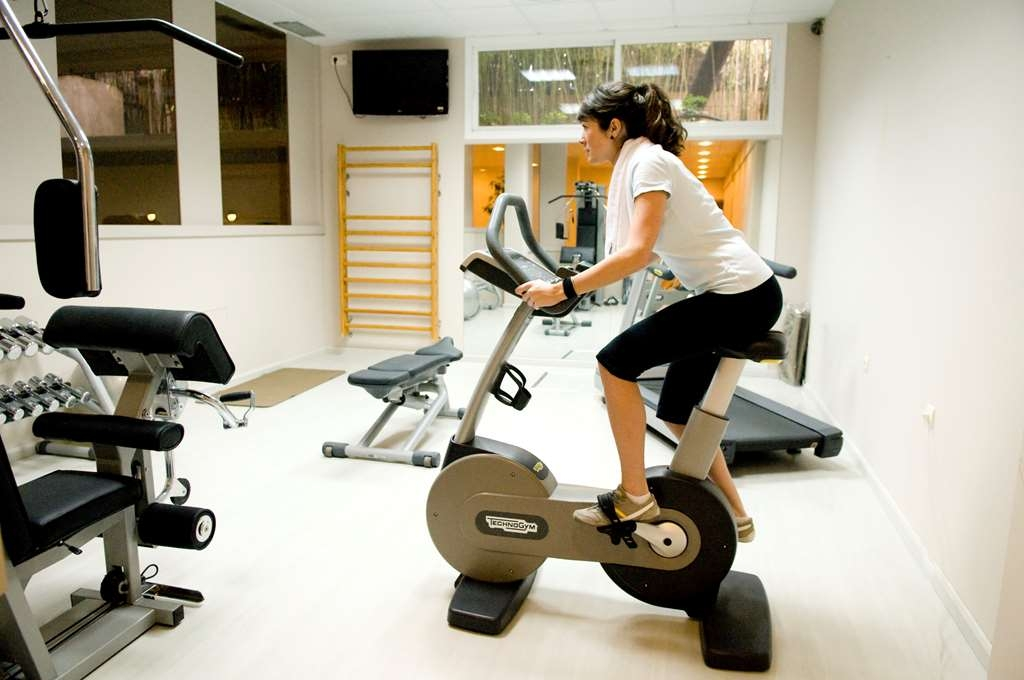Best Western Hotel Mediterraneo - Fitness Center