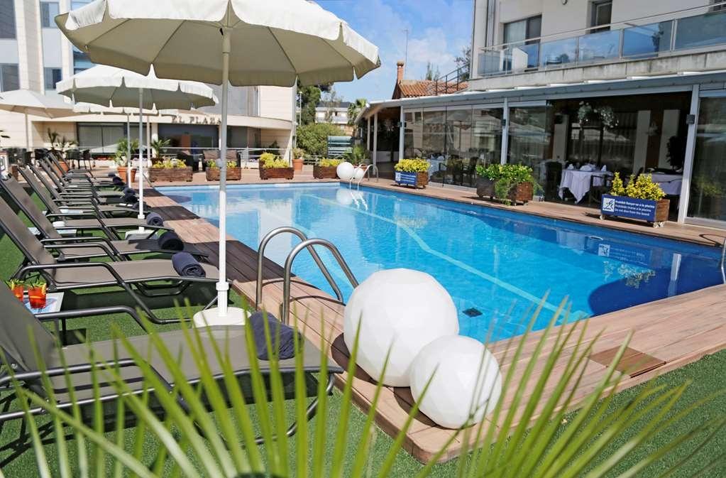 Best Western Hotel Mediterraneo - Piscina