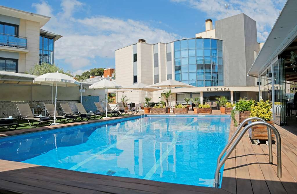Best Western Hotel Mediterraneo - Swimming Pool