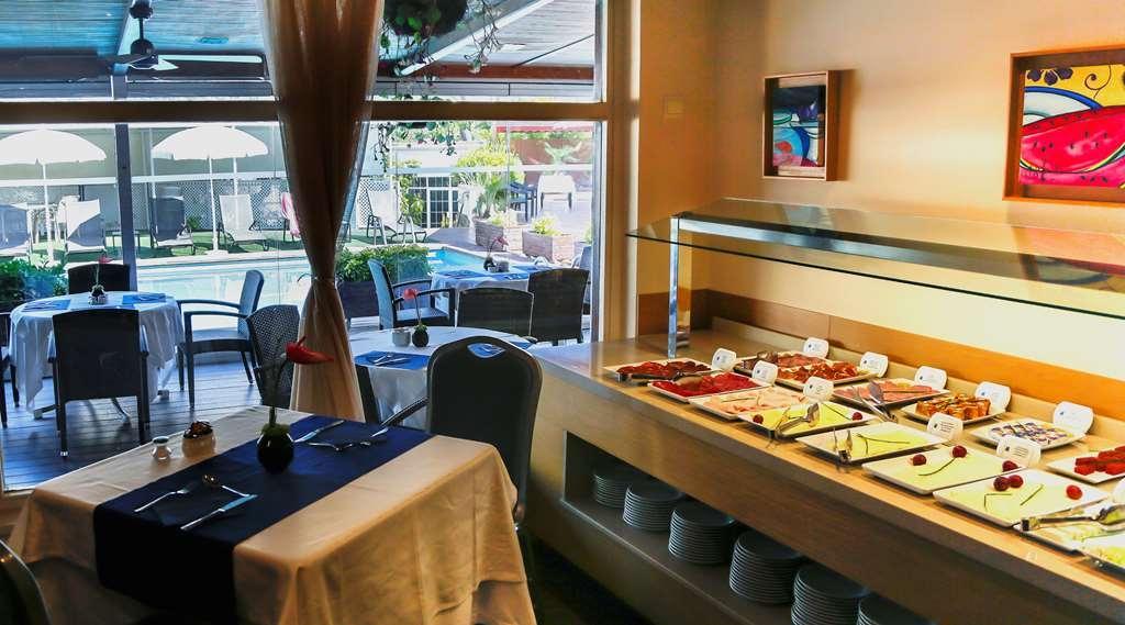 Best Western Hotel Mediterraneo - Restaurante/Comedor