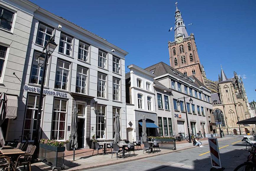 Best Western Plus City Centre Hotel Den Bosch - Area esterna