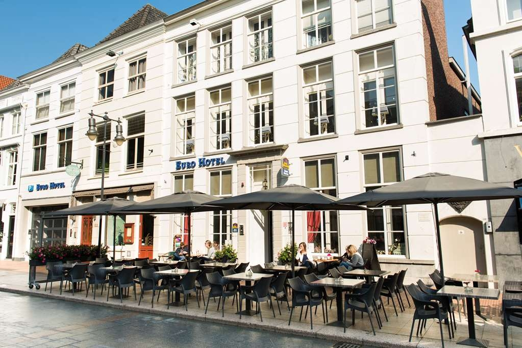 Best Western Plus City Centre Hotel Den Bosch - Facciata dell'albergo