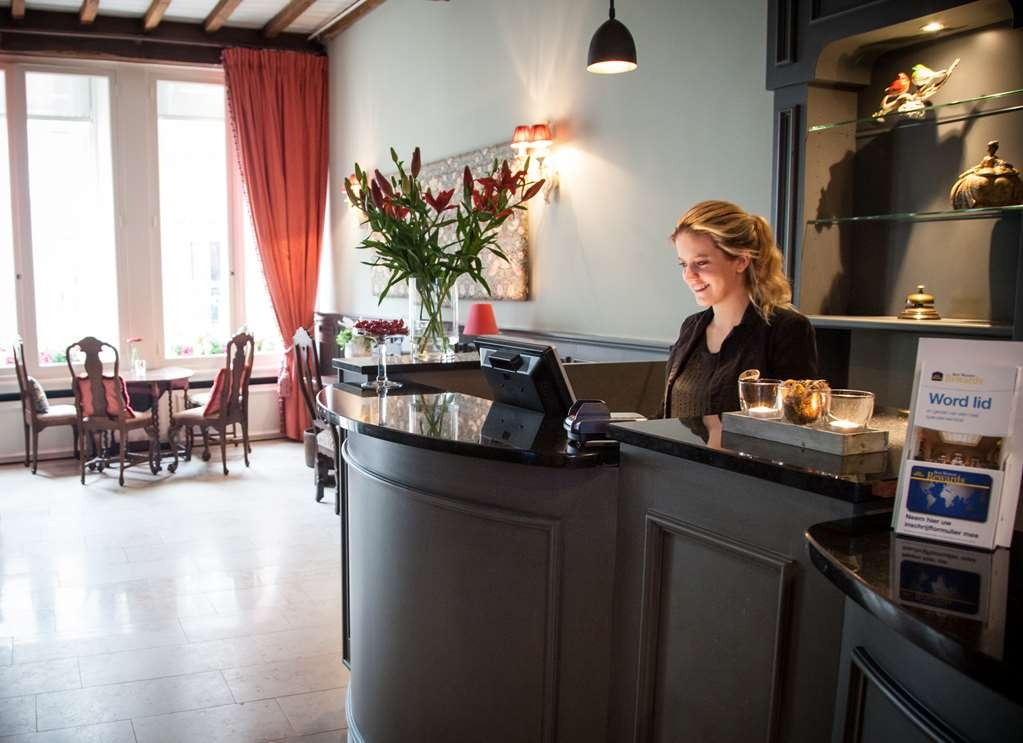 Best Western Plus City Centre Hotel Den Bosch - Hall