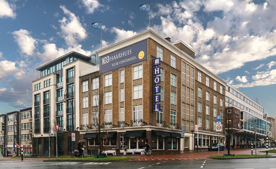 Best Western Plus Hotel Haarhuis - Area esterna