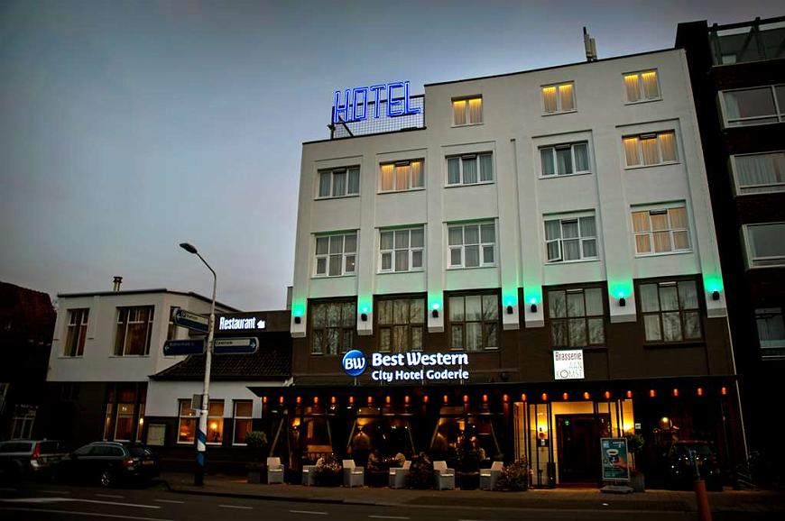 Best Western City Hotel Goderie - Area esterna