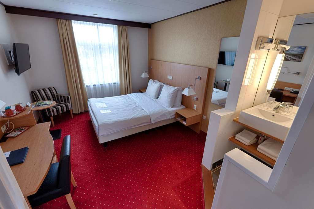 Best Western City Hotel Goderie - Superior Double Bed Guest Room