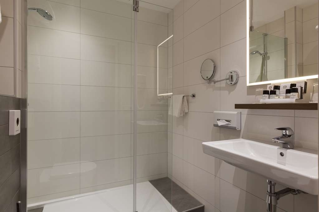 Best Western City Hotel Goderie - Standard Double Bathroom