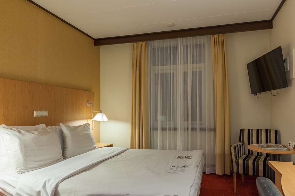 Best Western City Hotel Goderie - Standard Double Bed Guest Room