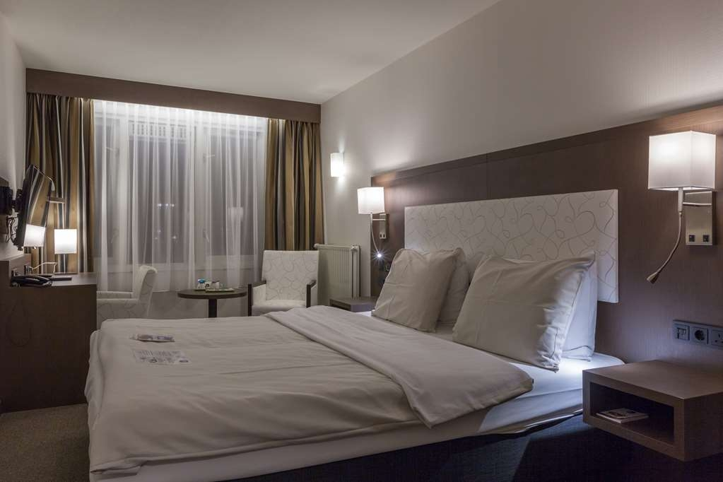 Best Western City Hotel Goderie - Comfort Double Bed Guest Room