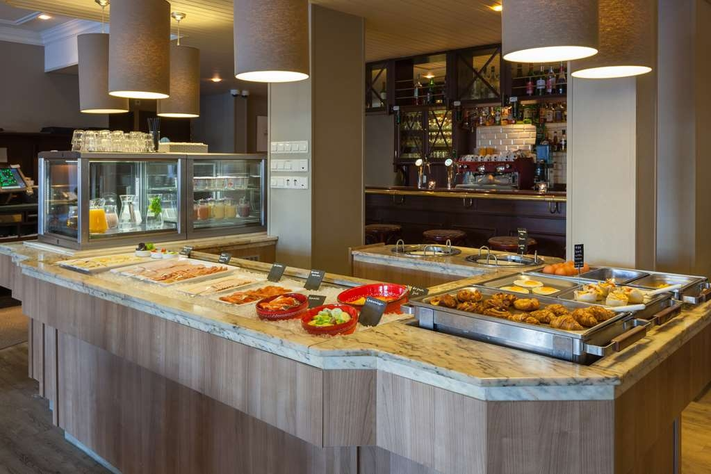 Best Western City Hotel Goderie - Restaurant / Etablissement gastronomique