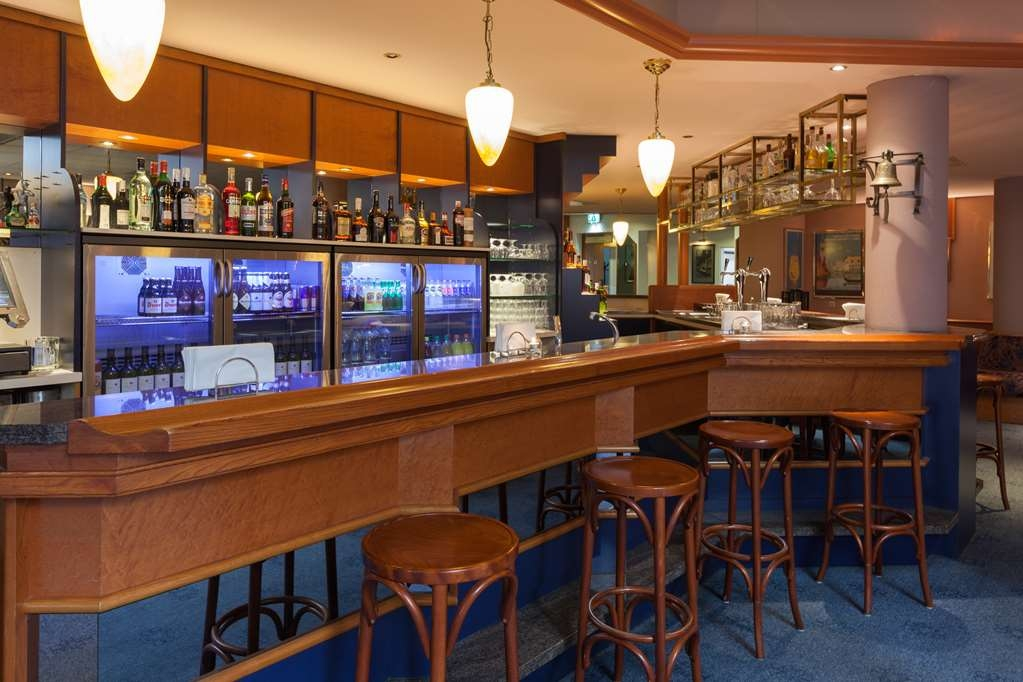 Best Western City Hotel Goderie - Bar/Lounge