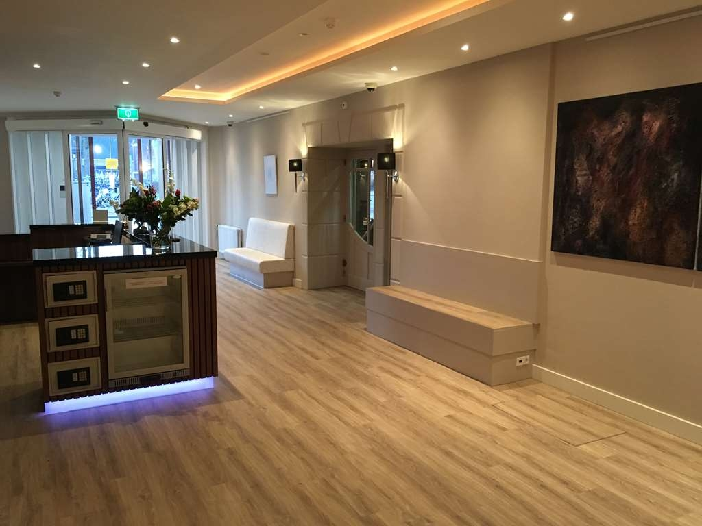 Best Western City Hotel Goderie - Vue du lobby