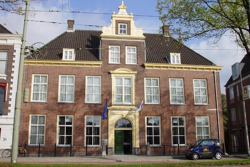 Best Western Museumhotels Delft - Facciata dell'albergo