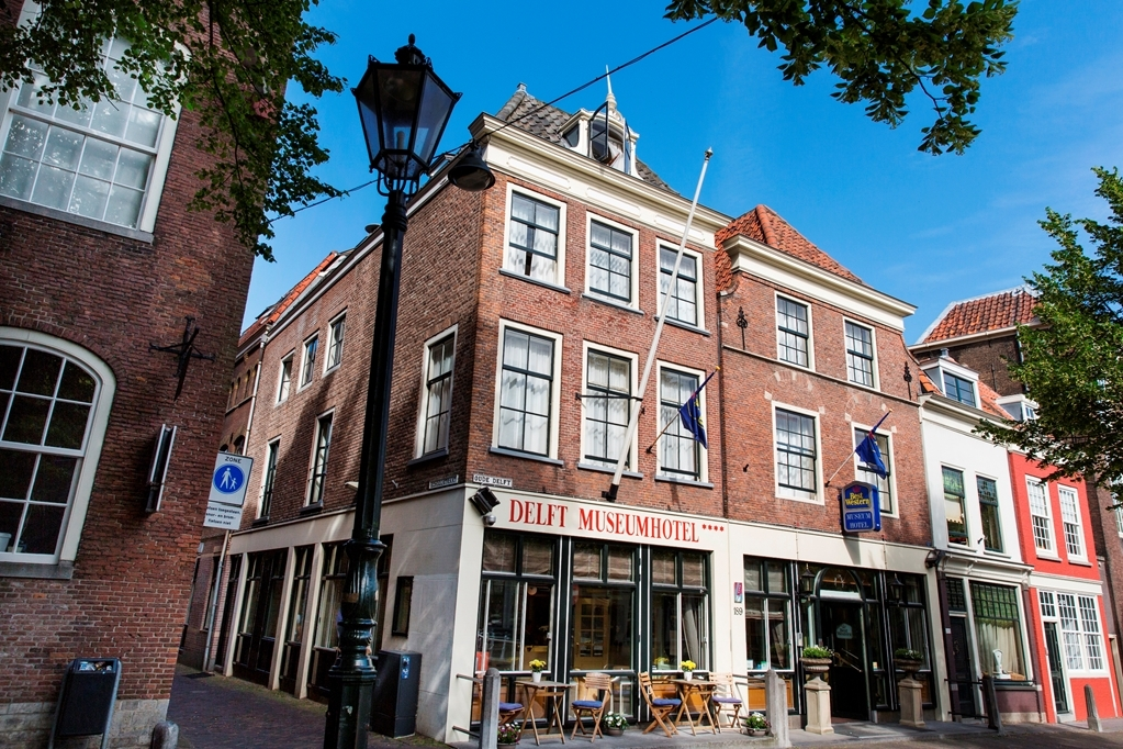 Best Western Museumhotels Delft - Best Western Museumhotels Delft