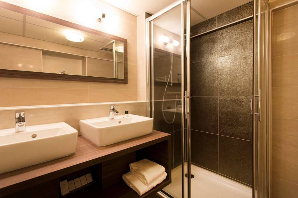Best Western Museumhotels Delft - Guest Bathroom