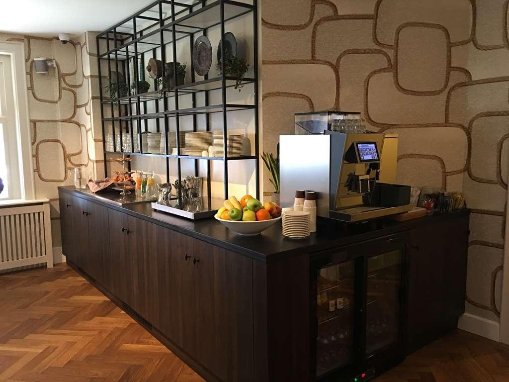 Best Western Delphi Hotel - Restaurant / Gastronomie