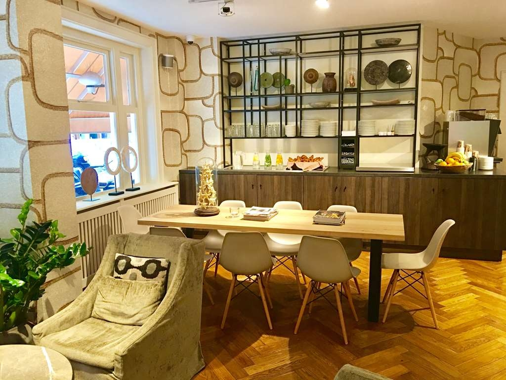 Best Western Delphi Hotel - Vue du lobby