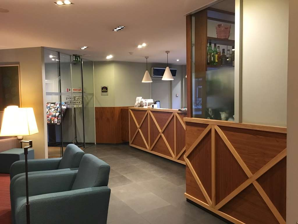 Best Western Hotel Chamade - Reception/Lobby