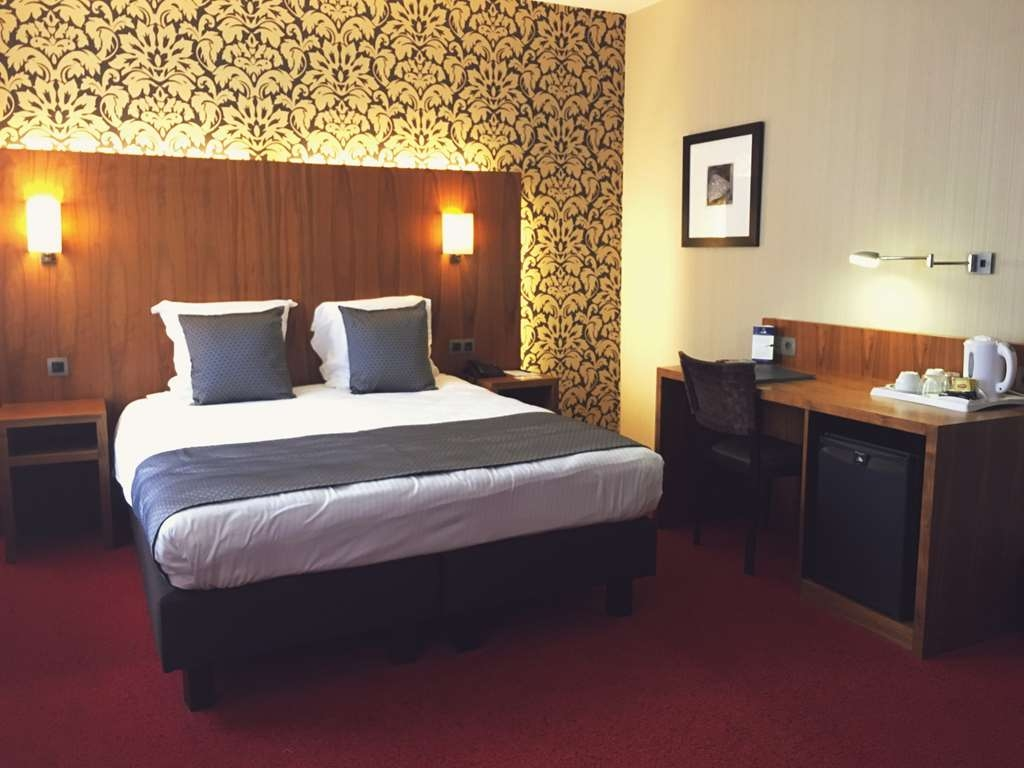 Best Western Hotel Chamade - Double Bed Guest Room