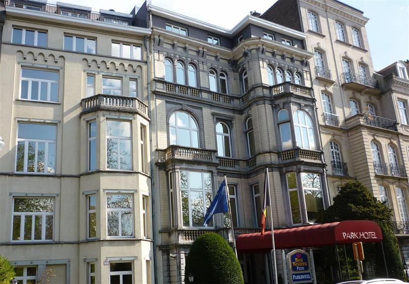 Best Western Plus Park Hotel Brussels - Area esterna