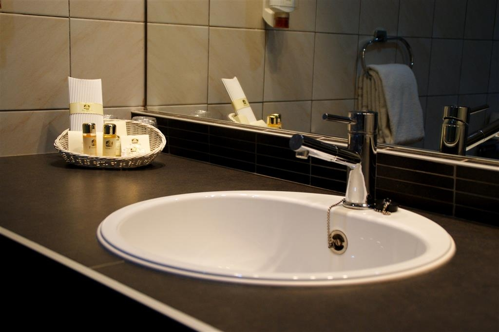 Best Western Plus Park Hotel Brussels - Bagno