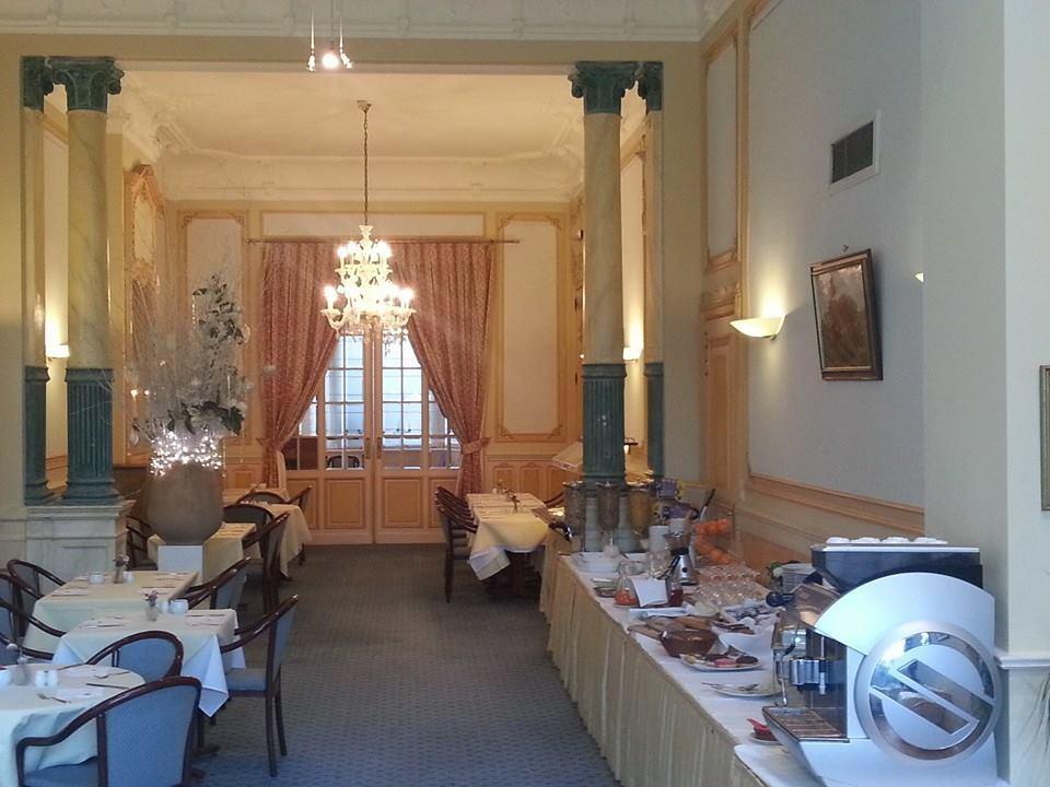Best Western Plus Park Hotel Brussels - Prima colazione a buffet