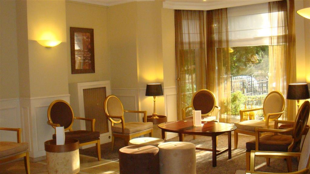 Best Western Plus Park Hotel Brussels - lobby bar