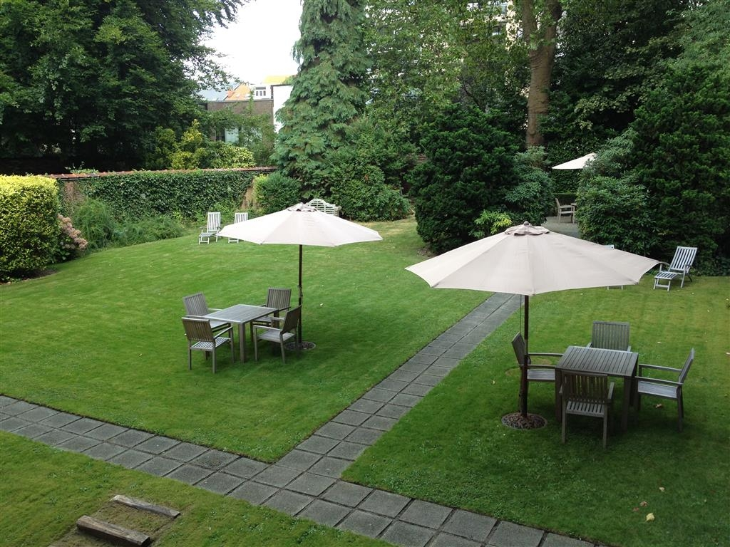 Best Western Plus Park Hotel Brussels - esterno
