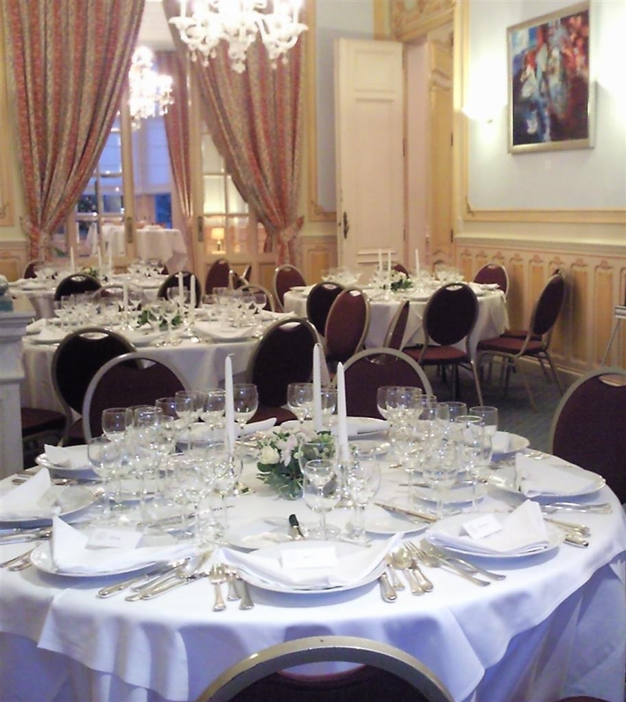 Best Western Plus Park Hotel Brussels - Banquet Room