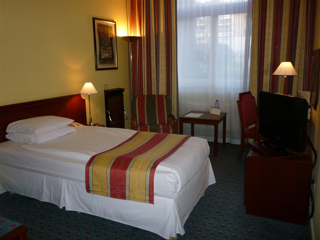 Best Western Plus Park Hotel Brussels - Camere / sistemazione