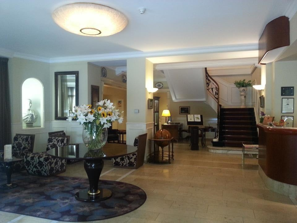 Best Western Plus Park Hotel Brussels - Hall
