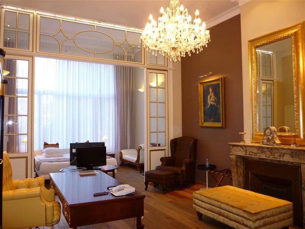 Best Western Plus Park Hotel Brussels - Suite