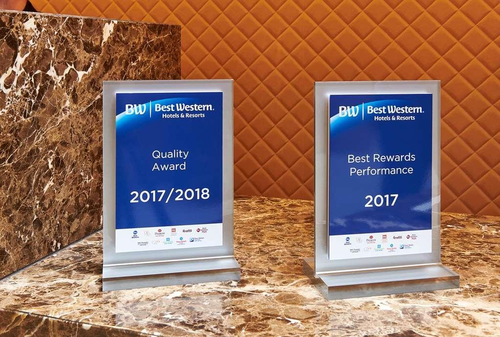 Best Western Premier Keizershof Hotel - Awards