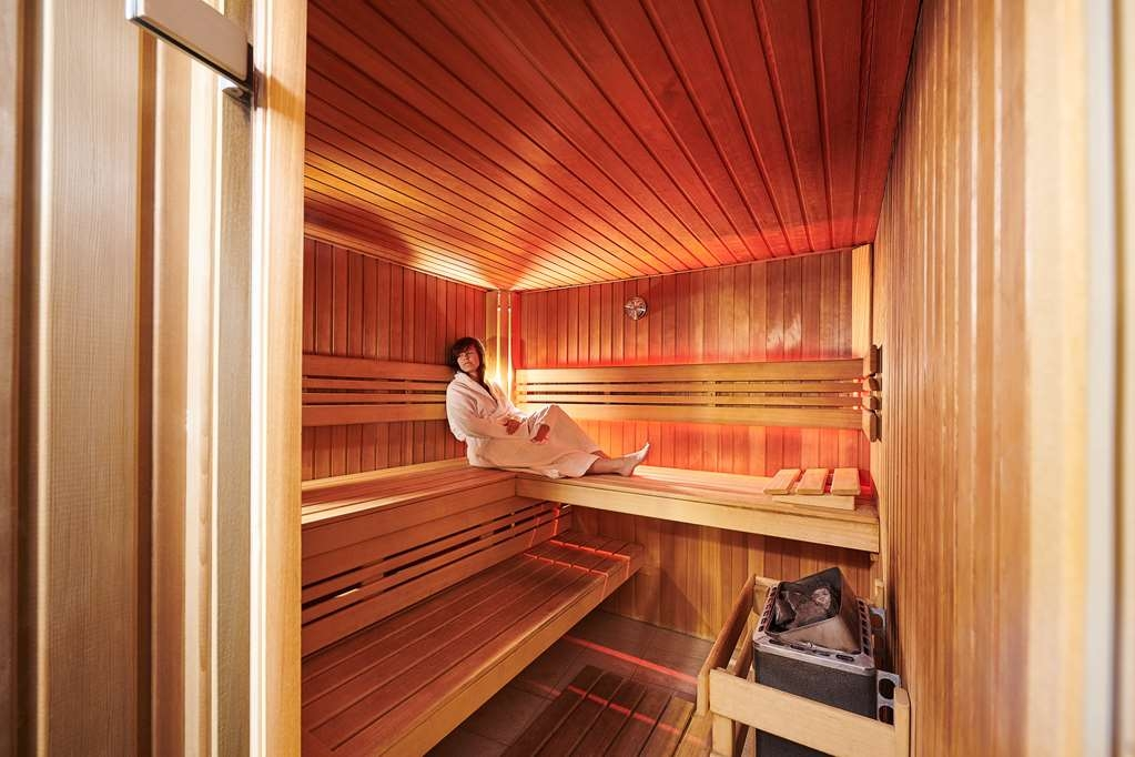 Best Western Premier Keizershof Hotel - Sauna