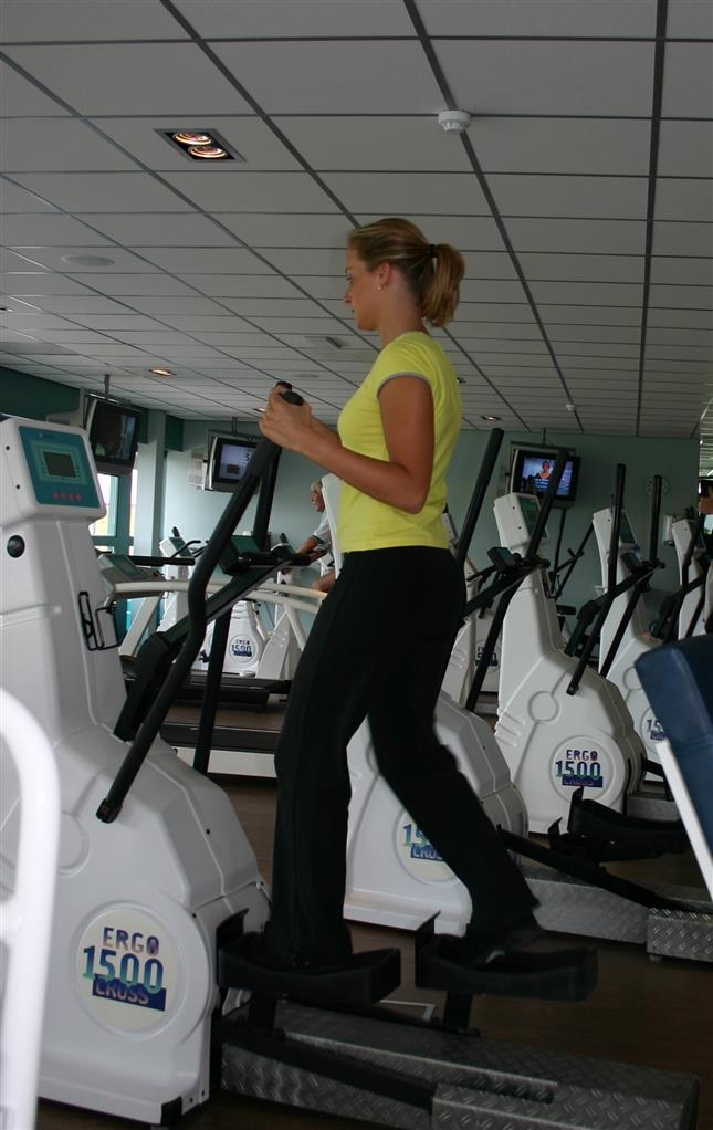 Best Western Hotel Nobis Asten - Centro fitness