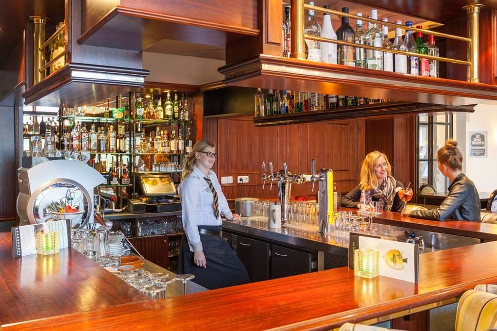 Best Western Hotel Nobis Asten - Bar / Lounge