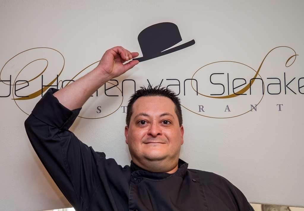 Best Western Hotel Slenaken - Restaurante/Comedor